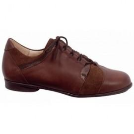 Zapato de señora tipo bailarina