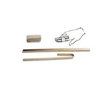 Férula de Aluminio y latex 50 cm de largo