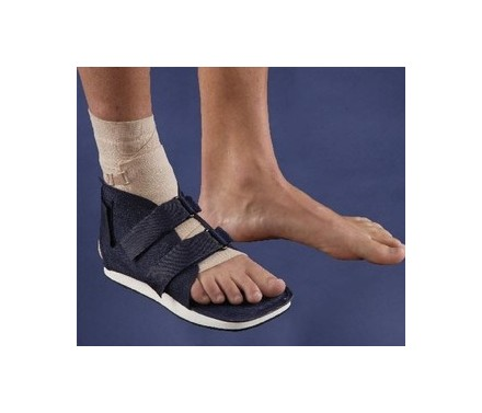 Zapato escayola Intex