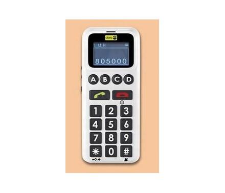 Teléfono móvil para mayores