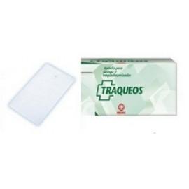 Apósito para laringo y traqueostommizados TRAQUEOS (indas) 30 uds