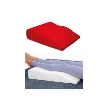 Cuña anatómica para elevar las piernas en la cama