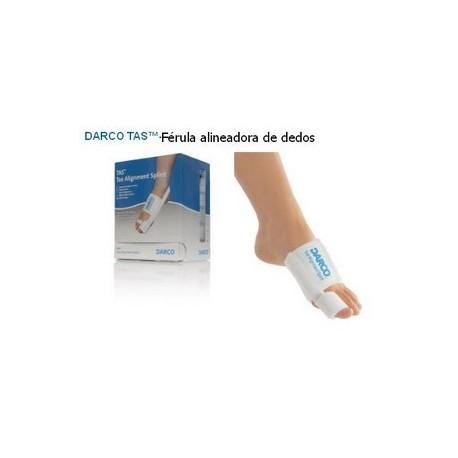 Férula postoperatoria para alinear los dedos del pie DARCO