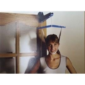 Tracción cervical de puerta