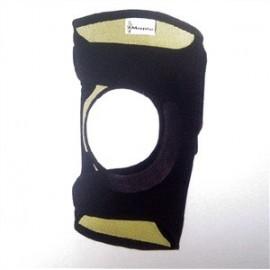 Rodillera Maple con inserto de silicona en zona medial o lateral