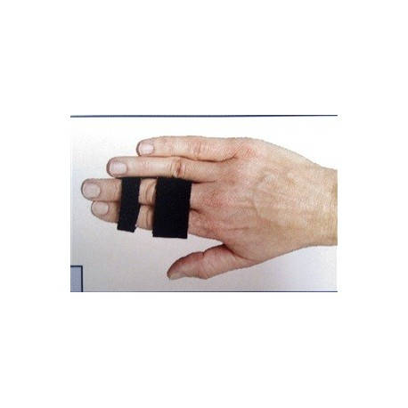 Banda inmovilizadora de dedos Buddy loops de 1,8 cms de ancho