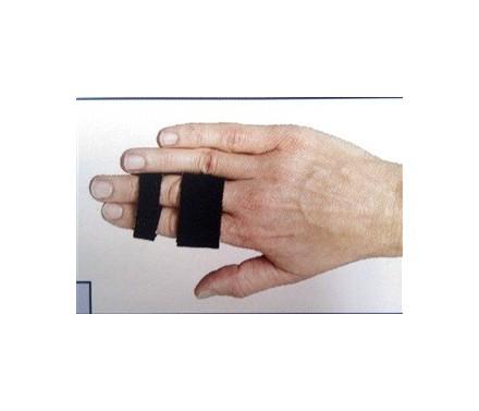 Banda inmovilizadora de dedos Buddy loops de 2,5 cms de ancho.