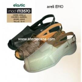 Zapato de verano para plantillas M3570
