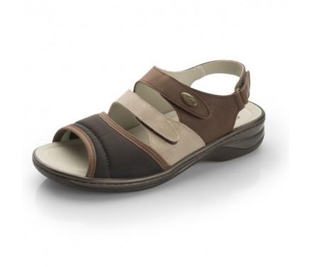 Zapato señora con velcro