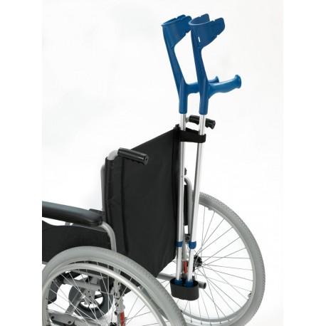 Porta bastones para silla