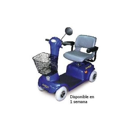 Alquiler Scooter 4 ruedas AMIGO - Guidosimplex