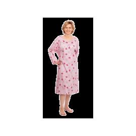 Camison rosa atado espalda