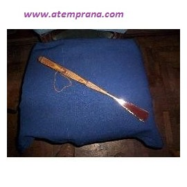 Calzador de madera