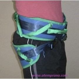 Cinturon de seguridad para bipedestador QM