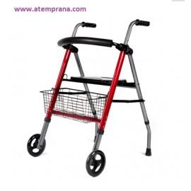 """Andador """"OGI-SEAT PRO"""" con cesta"""