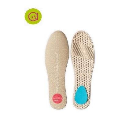 Plantillas para zapatos planos