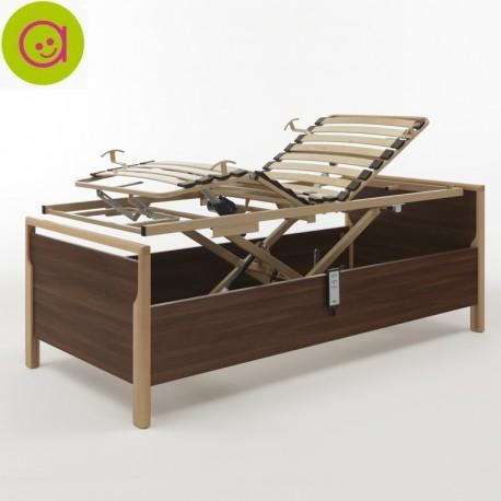 Cama Senior Relax' Discreta y elegante