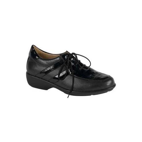 Zapato señora de cordones
