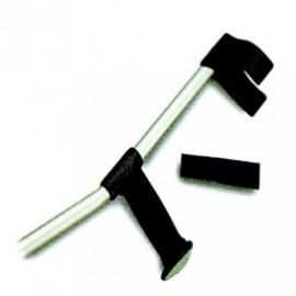 Protector de manos para muletas (bastón inglés) tubular