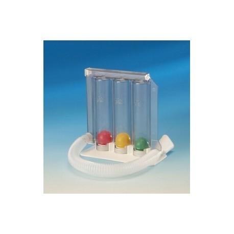Pulmo-gain. Aparato para mejorar la capacidad pulmonar