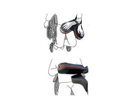 Posicionador de brazo para silla (especial hemiplejicos)