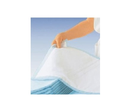 Protector de cama desechable 3 capas 60 x 90 cm Molinea Plus