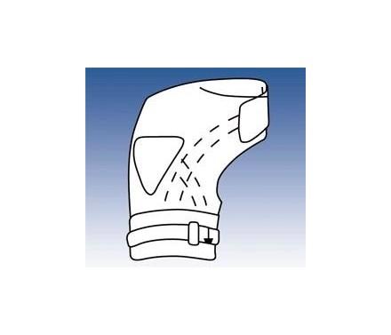 Cinturón de sujección para prótesis femoral