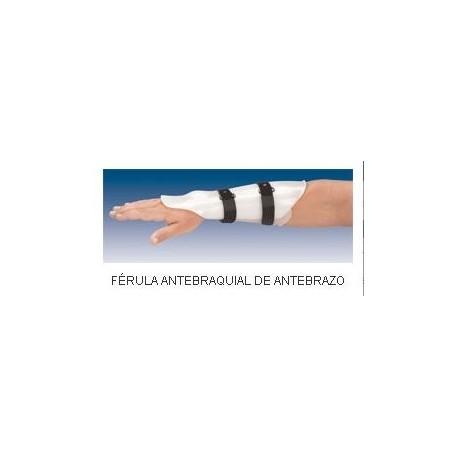FÉRULA ANTEBRAQUIAL DE ANTEBRAZO