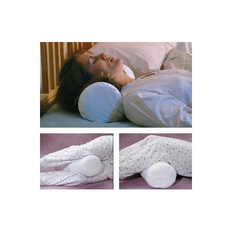 Almohada tubular Rolling Cushion