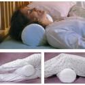 Almohada tubular Rolling Cushion
