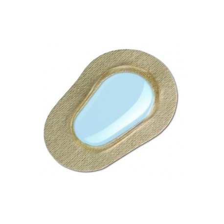 Parche ocular transparente Ortolux (sin agujeros) UNIDAD