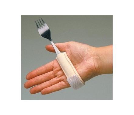 Manopla para ajustar utensilios