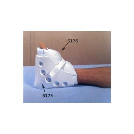 Protector para estabilizador de tobillo acolchado