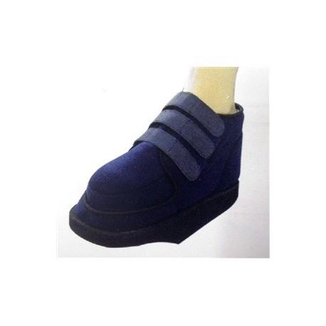 Zapato post-quirúrgico en talo