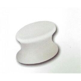 Separador con forma de carrete para juanetes (Hallux valgus)