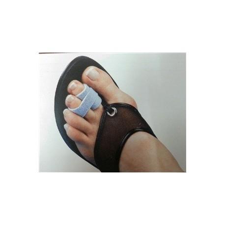 Banda inmovilizadora de dedos Toe loops 10 cm