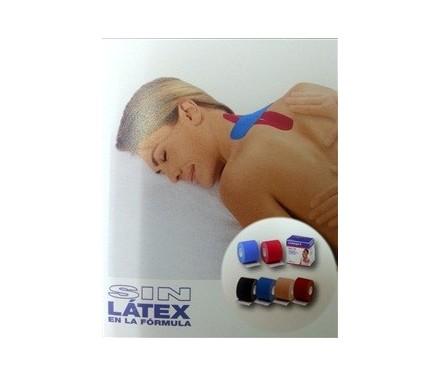Esparadrapo para vendaje neuromuscular Leukotape K