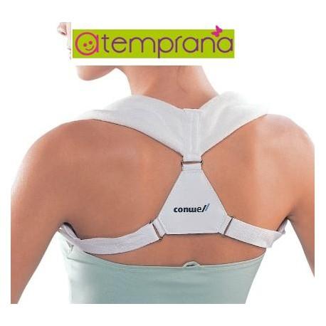 Tirantes de soporte y estabilización para clavícula