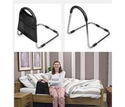 Incorporador y barrera pequeña para cama.