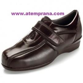 Casandra Zapato señora con velcro