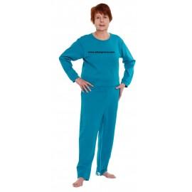 Pijama entero largo