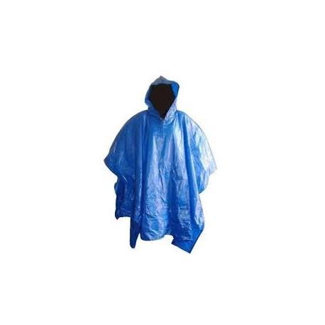 Poncho para lluvia y viento