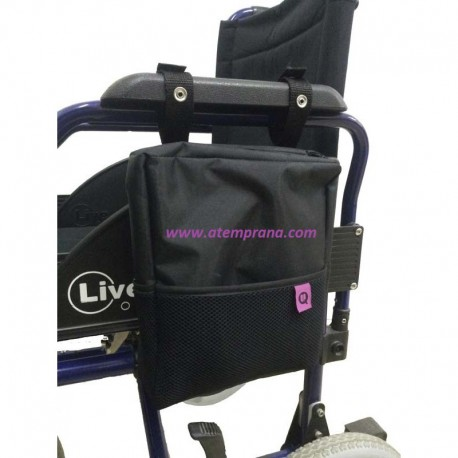 Bolso Ubio para silla de ruedas