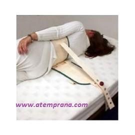 Cinturón abdominal para la cama