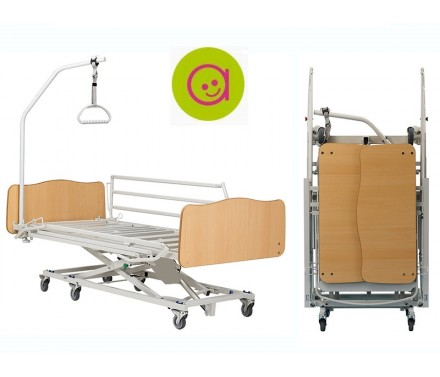 Cama articulada plegable X'Press