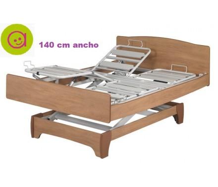 Cama Duo-Divisys 140cm