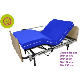 Conjunto Medicam cama articulada 90/80