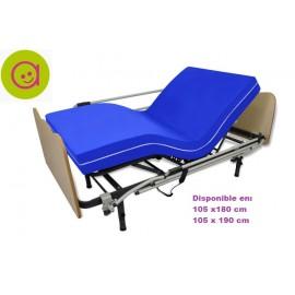 Conjunto MEdicam cama articulada 105