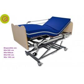 Conjunto elevacam cama articulada 80/90