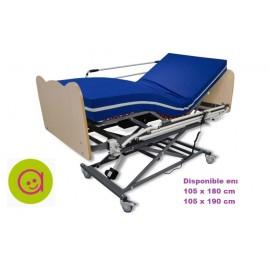 Conjunto elevacam cama articulada 105